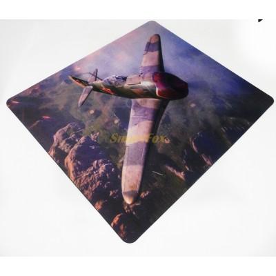Коврик для мышки World of Warplanes 4 (25х29х0.2 см)