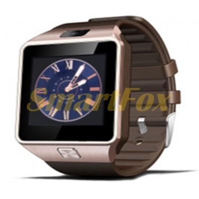 Часы Smart Watch DZ09 (DZ11) (черный,золото,серебро)