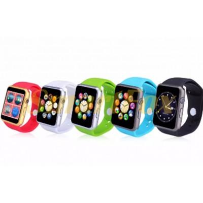 Часы Smart Watch A1+ (белый)