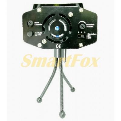 Проектор лазерный ATLANFA AT-W001 + светомузыка (без обмена, без возврата)