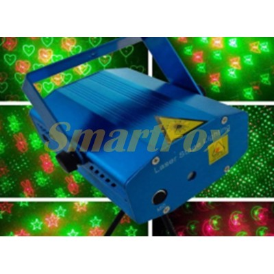 Проектор лазерный ATLANFA AT-W006 + светомузыка (без обмена, без возврата)