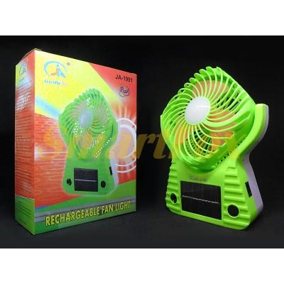 Вентилятор портативный solar FANP-1991
