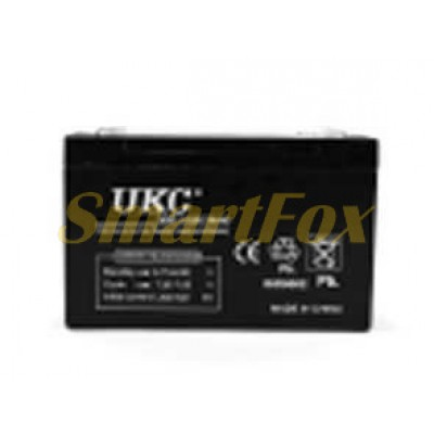Аккумулятор UKC 6,0В 10,0Ач 06V010A