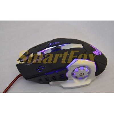 Мышь проводная игровая SL-X1