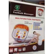 Ванночка-массажер для ног (пластик) SL-1216