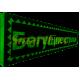 Бегущая строка 200х40 см влагостойкая с WIFI зеленая с удлиненным кабелем под USB флешку