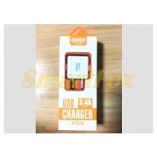 СЗУ USB X05 3,4А