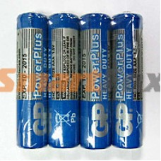 Батарейка GP PowerPlus Heavy Duty 24C S2 (R03, size AAA)
