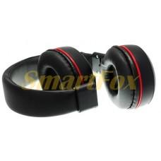 Наушники накладные с микрофоном TV4 (черный)