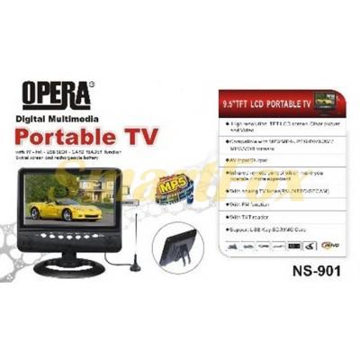 Портативный телевизор TV 901