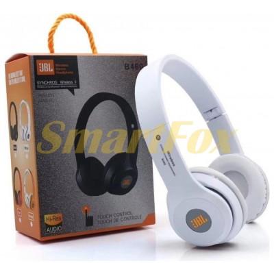 Наушники беспроводные Bluetooth B460 (SD+FM)