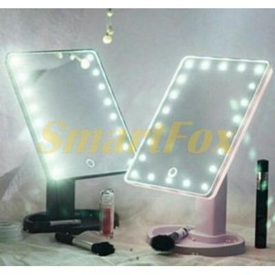 Зеркало с подсветкой (сенсорное) 00032