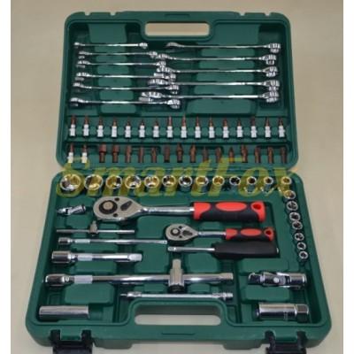 Набор инструментов 1/2 78PC