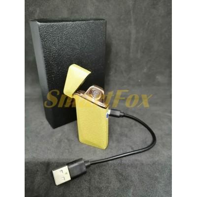 Зажигалка электронная ZZ 110   (90877)