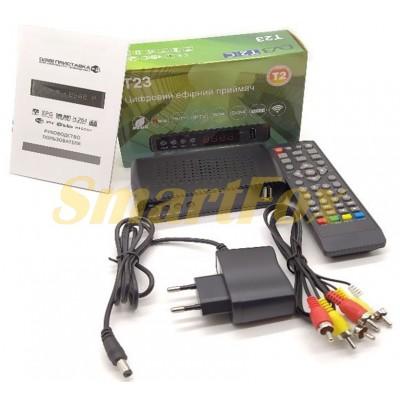 Приставка Smart TV Box T23 DVB