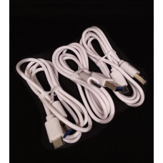 Кабель USB/TYPE-C cable/1 (продажа только упаковкой 20 шт., цена за 1 шт.)