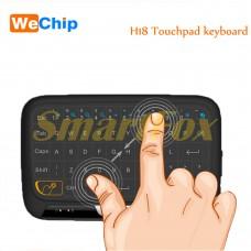 Клавиатура мини H18 c тач скрин для Smart TV/PC  (только английский)