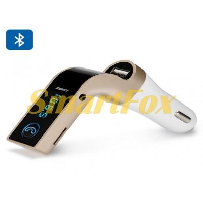 FM-модулятор G7 Bluetooth (78512)