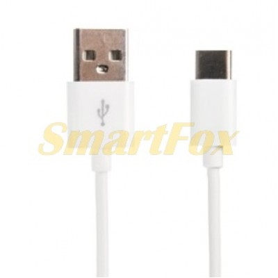 Кабель USB/TYPE-C в пластмассовой оплетке (83520)