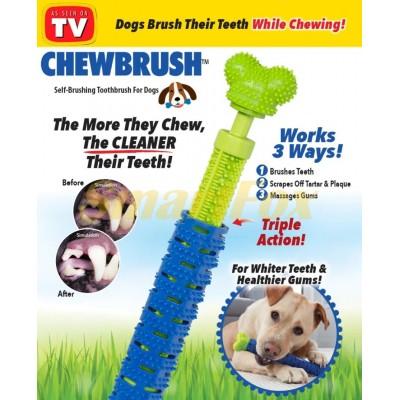 Зубная щетка для котов и собак SL-1025