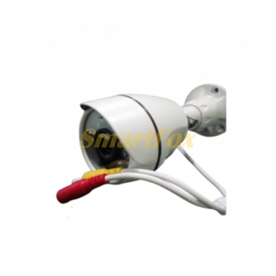 Камера видеонаблюдения гибрид Fosvision FS-621N-20 1080–2.0MP металл