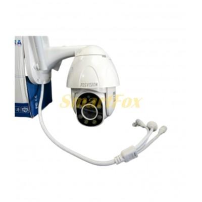 Камера видеонаблюдения Wi-Fi Fosvision FS-9106F3 2mp PTZ