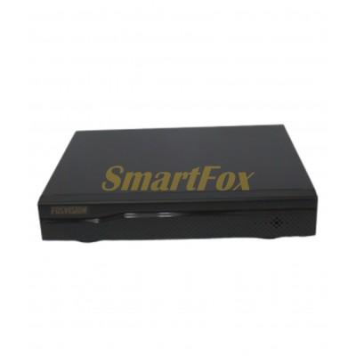 Видеорегистратор стационарный NVR для IP-камер Fosvision FS-N8216 16-канальный до 2мп ( 2мр) вместим