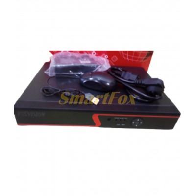 Видеорегистратор гибридный стационарный (AHD/IP) Fosvision FS-9916-Plus 16-ти канальный с максимальн