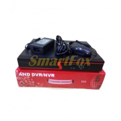 Видеорегистратор гибридный стационарный (AHD/IP) Fosvision FS-8816-Plus 16-ти канальный с максимальн