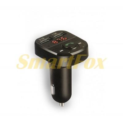 FM-модулятор A22 Bluetooth BLACK