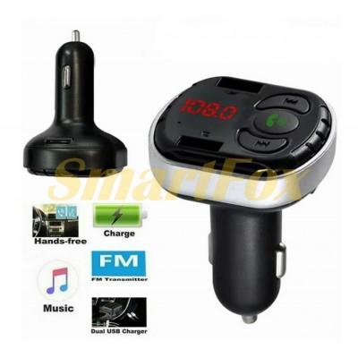 FM-модулятор X14 Bluetooth BLACK