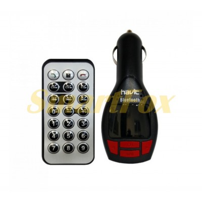 FM-модулятор LITTLE KING Bluetooth BLACK