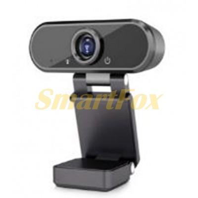 WEB-камера 720p BLACK (36262)