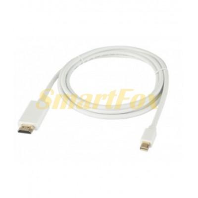 Кабель видео MINI Display (DP)/HDMI (1,5 м)