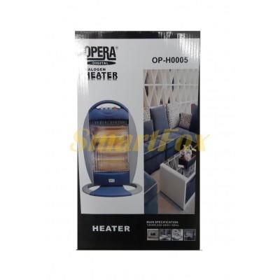 Обогреватель электрический 1200W OP-0005