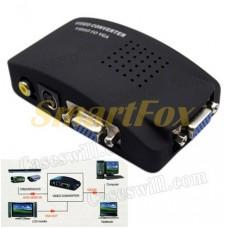 Конвертер AV/VGA (коробка)