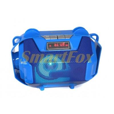 Портативная колонка Bluetooth GOLON RX-S300BTD (17.5см*12.5см*11см)
