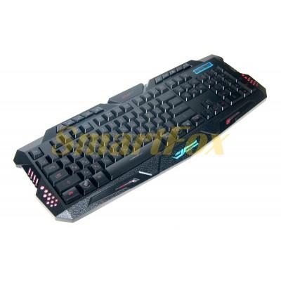 Клавиатура проводная профессиональная игровая с подсветкой AT-M200P