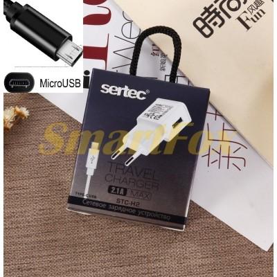 СЗУ USB с microUSB 2100 mAh (75820)