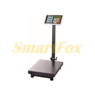 Весы электронные торговые BITEK YZ-909-G5A-600kg 600кг с усиленной платформой (45х60 см)