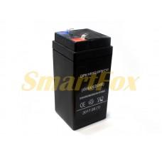 Аккумуляторная батарея для весов 4В 4А 4V4A