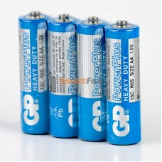 Батарейка GP PowerPlus Heavy Duty 15C (R6S, size AA) 1.5V
