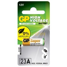 Батарейка GP High Voltage Battery 12V 23A V23GA MN21