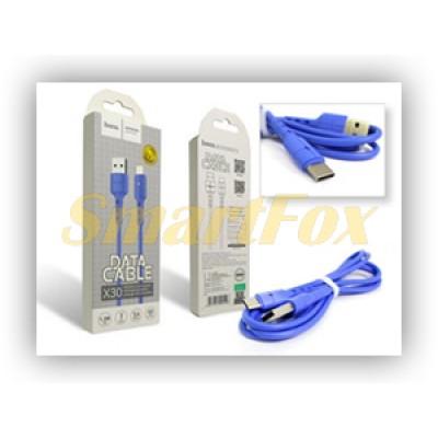 Кабель USB/TYPE-C HOCO X30-TYPEC