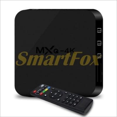 Приставка Smart TV Box MXQ 4K (1+8Гб)