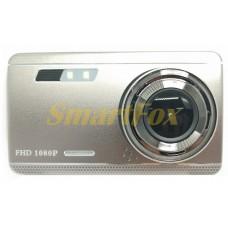 Авторегистратор с камерой заднего вида T687 Plus