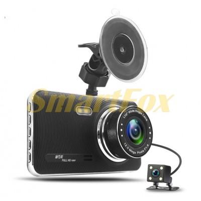 Авторегистратор с камерой заднего вида T689
