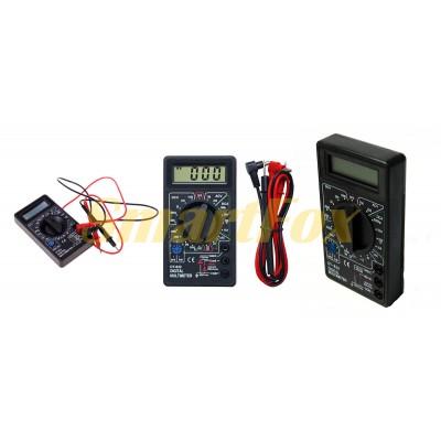 Мультиметр DT-832 многофункциональный цифровой с дисплеем и звуком оригинал