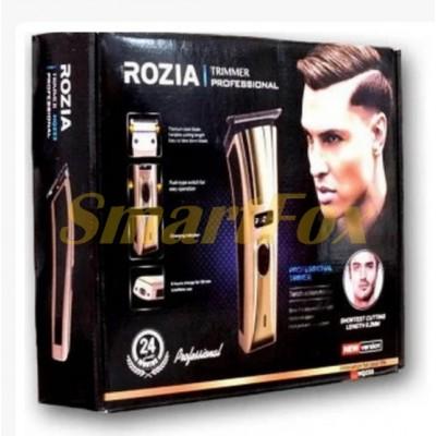 Машинка для стрижки Rozia HQ233 (беспроводная)