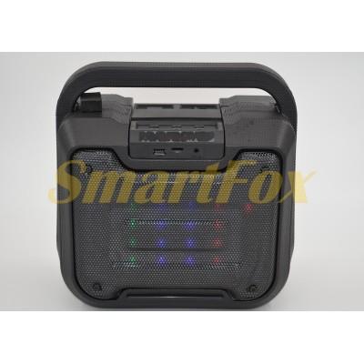 Портативная колонка-чемодан Bluetooth B-18 (22х26х13 см)